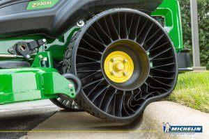 Neumáticos deformables Michelin Turf