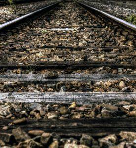 Via de tren