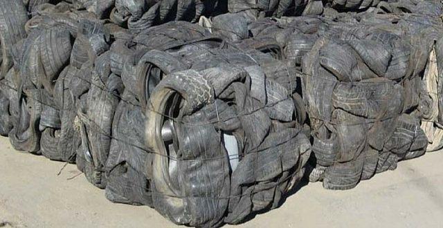 Los Depósitos históricos y la Gestión de los Neumáticos Fuera de Uso