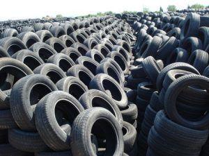 Clasificación de neumáticos Usados