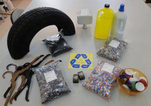 Uso de productos reciclados para un nuevo asfalto