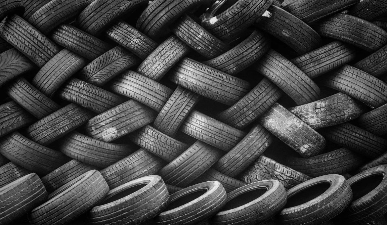 Polvo de caucho reciclado; un producto con mucho futuro