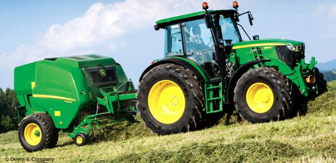 Los neumáticos para tractores como herramienta de eficiencia y rentabilidad