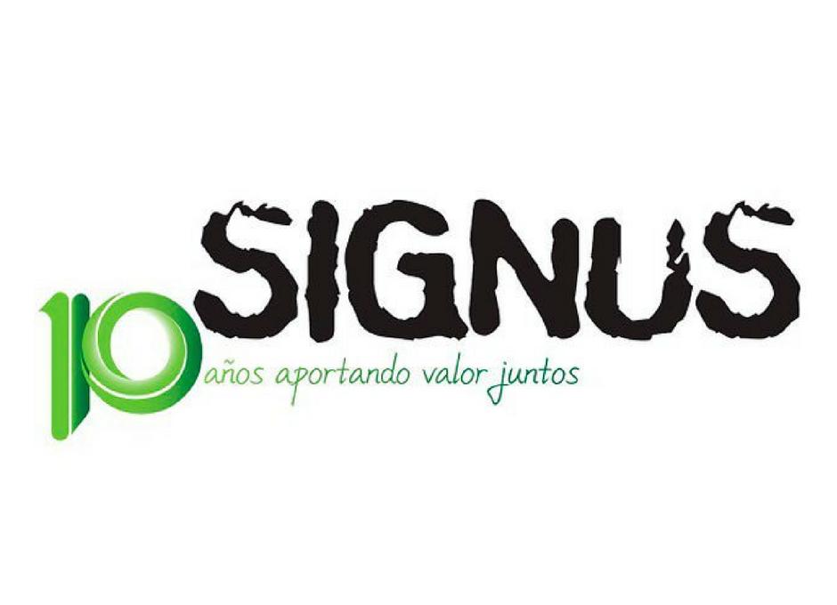 SIGNUS, 10 años dando valor al neumático fuera de uso