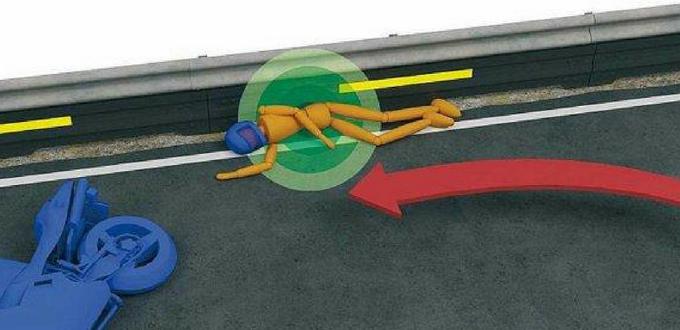Cuando el neumático usado puede salvar vidas