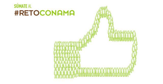 Redes sociales y conciencia ambiental: Súmate al #RetoConama