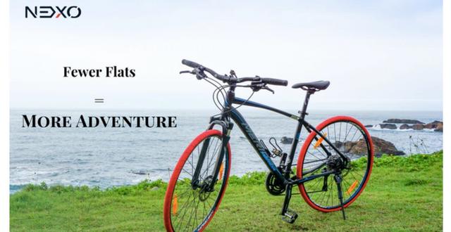Ruedas para bicicletas con neumáticos antipinchazos made in USA
