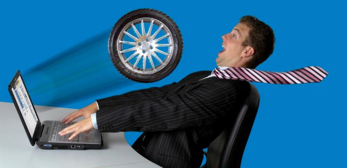 ¿Qué debes saber para comprar neumáticos por Internet?