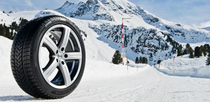 Cinco razones para elegir neumáticos de invierno