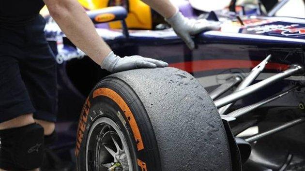 Neumáticos de Fórmula 1 para no iniciados