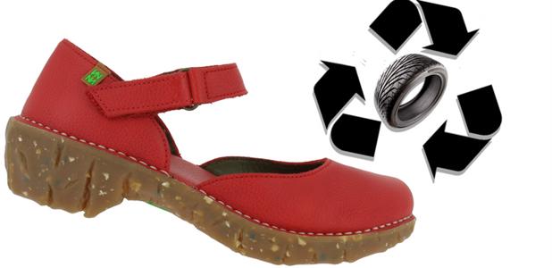 Tendencias en calzado reciclado para este verano