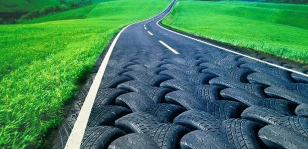 Eureka, también con los neumáticos