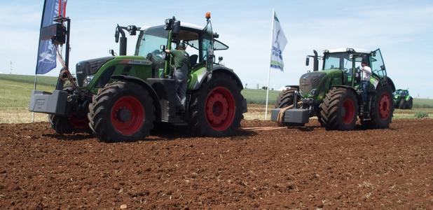 Neumáticos para una agricultura sostenible