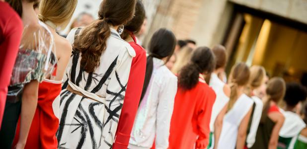 Moda y reciclaje, más unidos que nunca en la Fashion Week Madrid