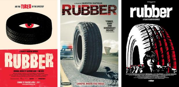 'Rubber': un disparatado neumático asesino de película