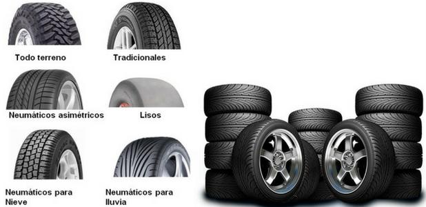 ¿Todos los neumáticos son iguales?