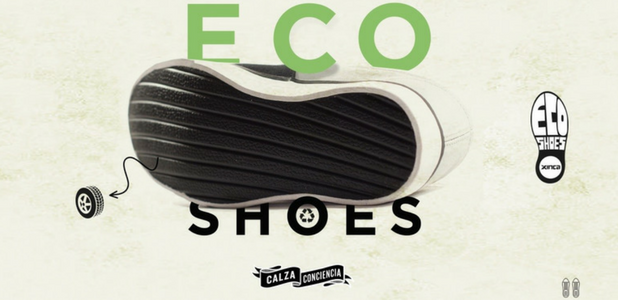 Eco Shoes de la marca Xinca