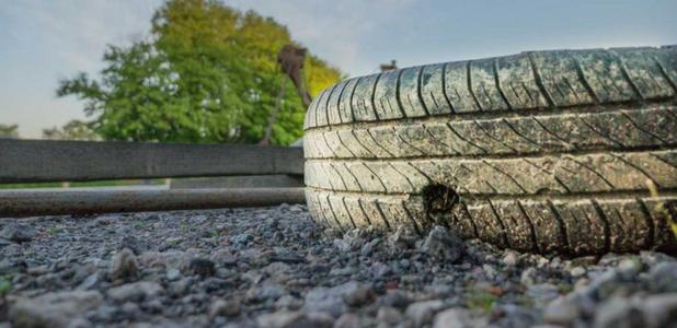 Asfaltos de goma para carreteras más silenciosas