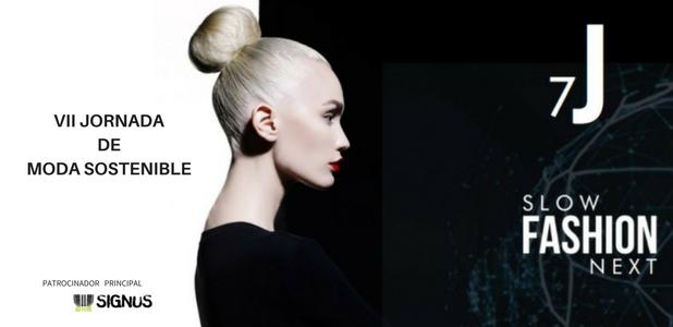 SIGNUS será el patrocinador principal de la VII Jornada de Moda Sostenible
