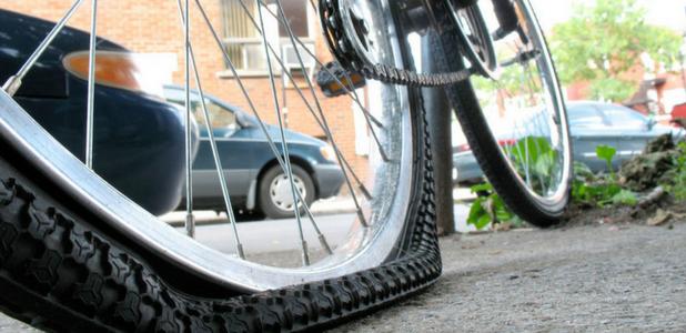 Las bicicletas ya no se pinchan