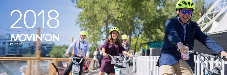 Michelin llama a la acción en la Cumbre de la Movilidad Sostenible de Montreal