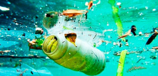 El plástico: el nuevo inquilino del mar