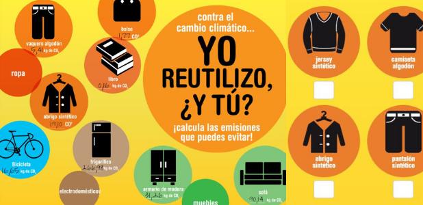 ¿Sabes cuánto CO2 deja de emitirse gracias a la reutilización? Así funciona la calculadora de AERESS