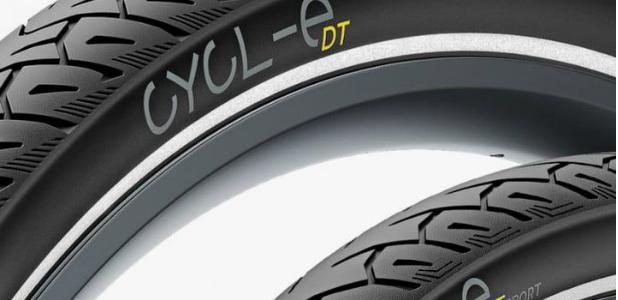 Neumáticos hechos con restos de neumático