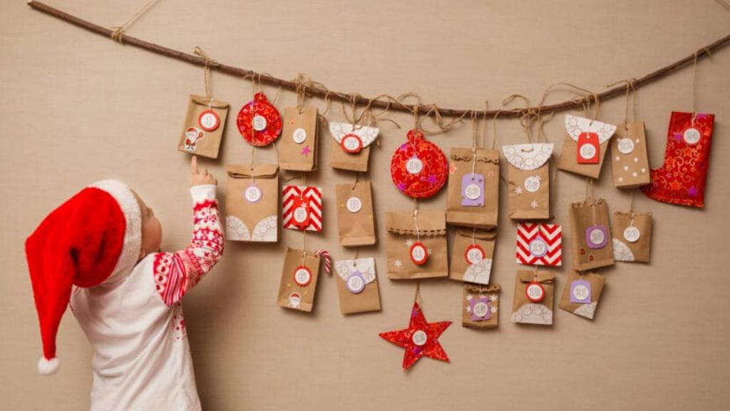 Adornos de Navidad DIY con reciclaje