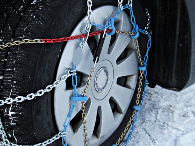 Cadenas para neumáticos