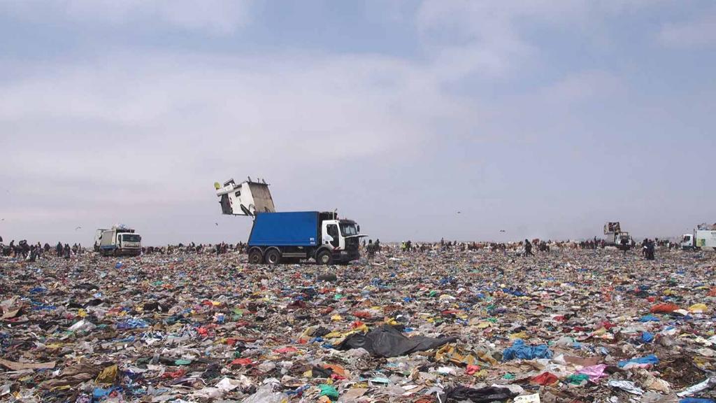 Tu basura también emite CO2 y contribuye al cambio climático