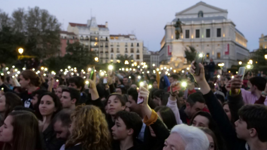 Juan Carlos del Olmo, secretario general de WWF : «Con pequeños gestos se alcanzan grandes logros»