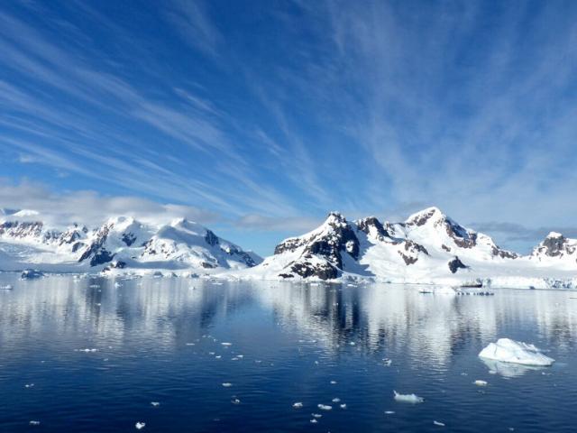 La extraordinaria experiencia de viajar a la Antártida