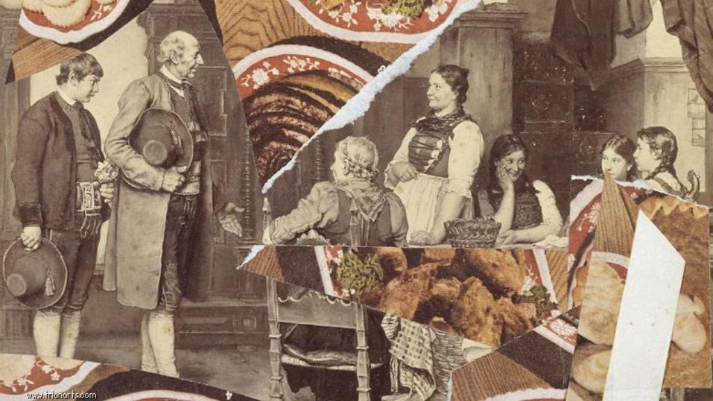 El artista 'degenerado' que hace 100 años ya hacía arte con desechos reciclados