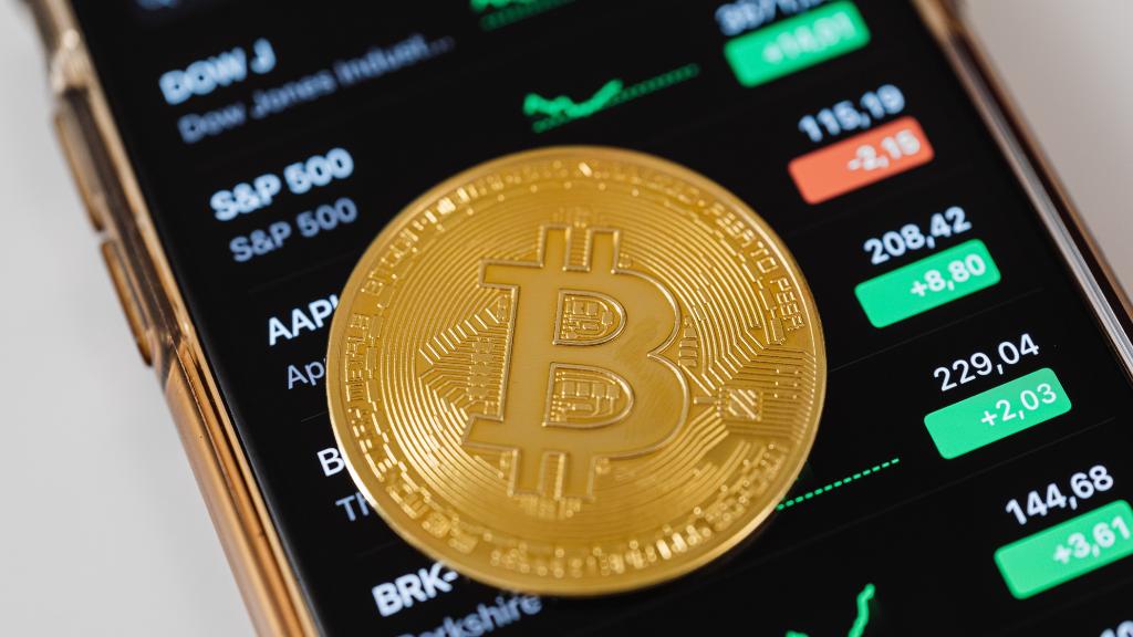 Gráficas con la evolución del valor del Bitcoin