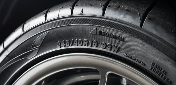 Aprende a leer tus neumáticos