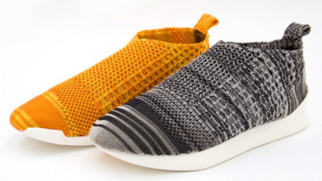 Zapatillas ecodiseñadas para conseguir que sean más sencillas de reciclar una vez acaben su vida útil