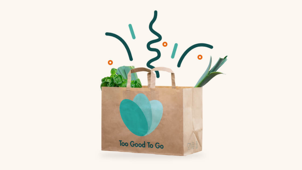 Too Good To Go Aplicacion Movil contra el desperdicio alimentario