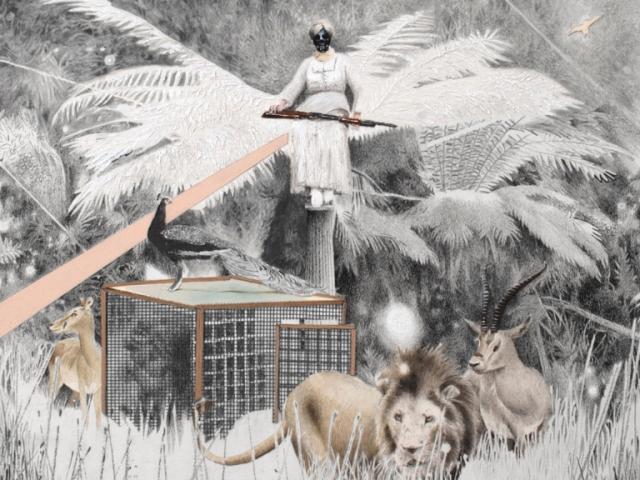 Esas escenografías fantasmagóricas de Santiago Talavera que se hacen realidad